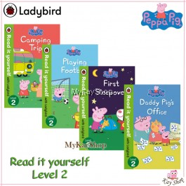 Peppa Pig: Read it yourself with Ladybird Level 2
