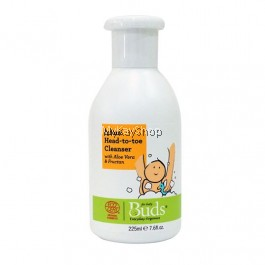 BUDS Infant Head to Toe Cleanser - 225ml