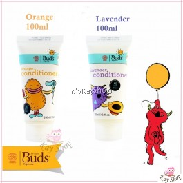 Buds Organics Conditioner Lavender / Orange 100ml