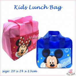 Kids Tote Lunch Bag-Cartoon