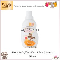 Buds Baby Safe Anti-bac Floor Cleaner (600ml)