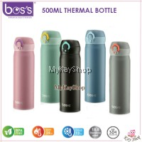 BOS'S 500ml Stainless Steel Thermal Bottle